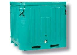 Double Wall Insulated Bins